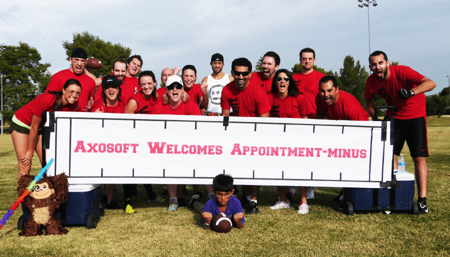 axosoft flag fooball team
